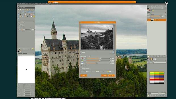 Gimp-Tutorials: 20 Quellen für den Einstieg in die Photoshop-Alternative