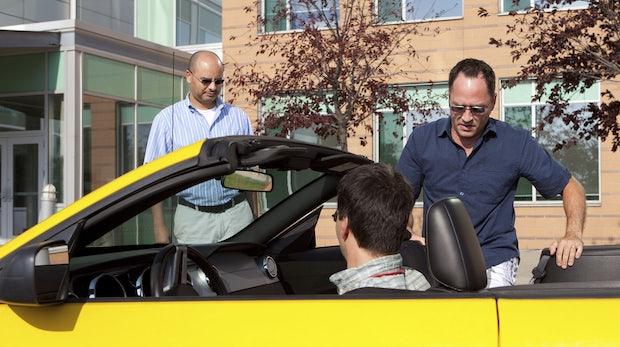 Fahrgemeinschaft per App: Google startet Carpooling-Pilotprojekt