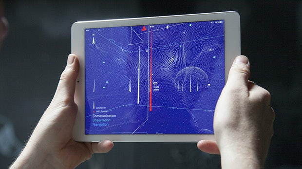 """""""The Architecture of Radio"""": Diese App macht Funkwellen um dich herum sichtbar"""