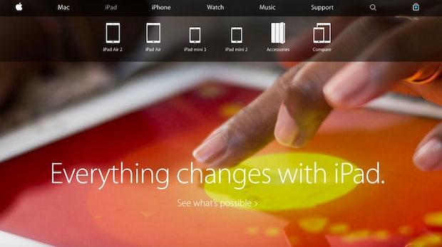 Relaunch mit neuer E-Commerce-Strategie: Apple verabschiedet sich vom Online-Store