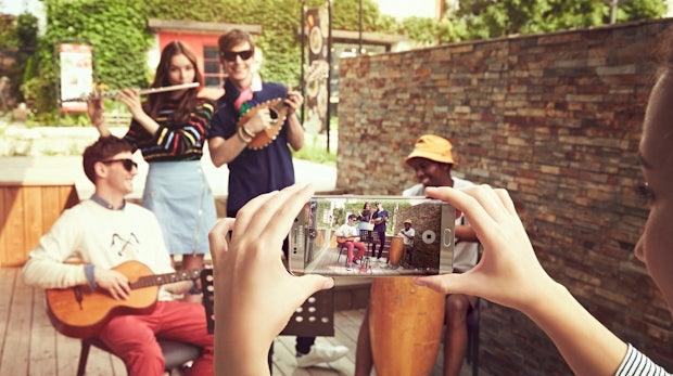 Größer, schneller, kantiger: Samsung stellt Galaxy S6 Edge+ und Note 5 vor