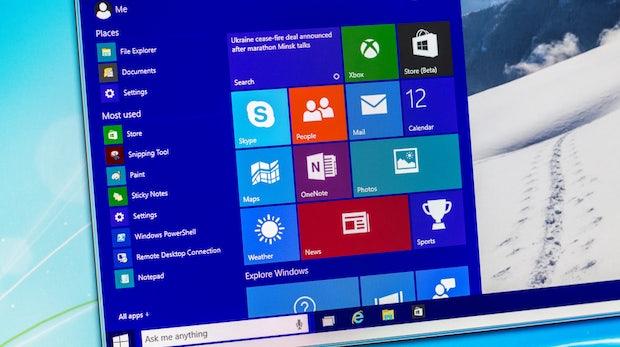 Windows 10: Microsoft warnt vor schwerer Sicherheitslücke