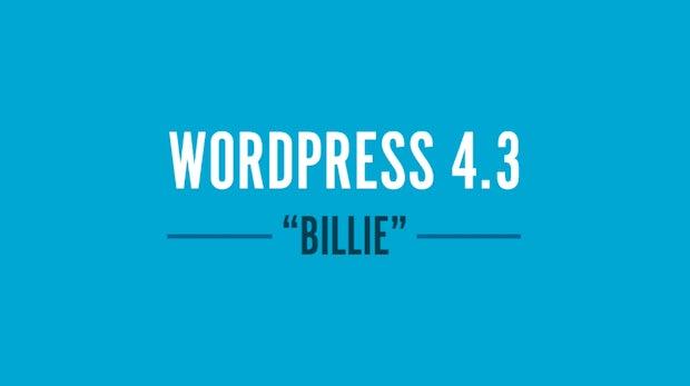 Ein Hauch von Markdown für WordPress: Version 4.3 bekommt besseren Editor