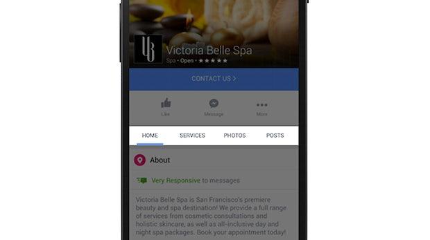 Facebook verpasst Unternehmensseiten neue Features