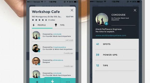 Steckdose und WLAN im Café? Diese App zeigt Freelancern den perfekten Arbeitsplatz in der Nähe