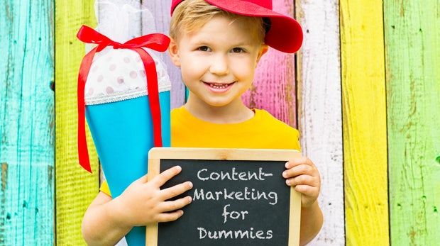 Content-Marketing für Dummies: 7 Tipps für deinen perfekten Start im E-Commerce
