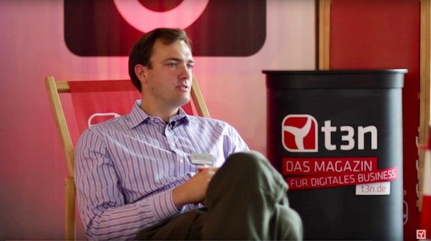 Softwaretrends im E-Commerce: Alexander Graf von Spryker im Interview [Video]