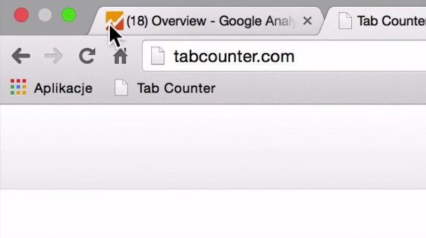 Tab Counter: Dieses Programm zeigt dir Echtzeit-Statistiken im Browser-Tab an