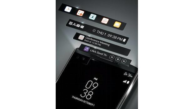 LG V10. (Foto: LG)