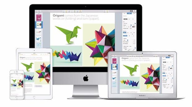 Apple stellt neue iWork-Versionen vor: Das sind die Highlights