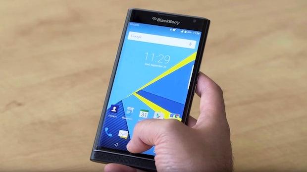 Android first: BlackBerry stellt BB10 in diesem Jahr aufs Abstellgleis