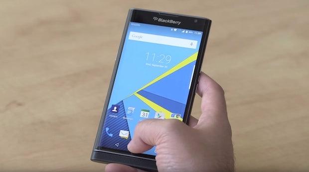 """BlackBerry: """"Android ist die Zukunft"""""""