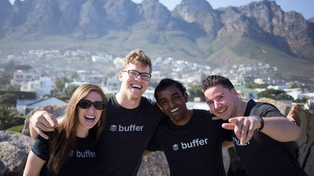 """""""Ein Büro provoziert nur Verspätungen"""": Darum pfeift das Startup Buffer auf sein attraktives Quartier in San Francisco"""
