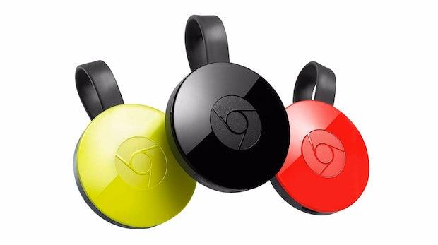 Chromecast und Chromecast Audio: Die besten Apps für Googles Streaming-Dongles