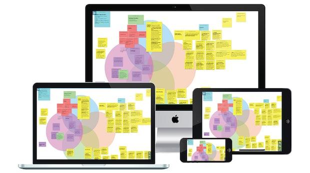 Cloud-Whiteboard mit GitHub-Integration: Das kann Cnverg