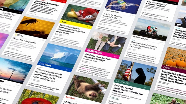 Facebook bietet ab sofort Instant Articles für alle Android-Nutzer an