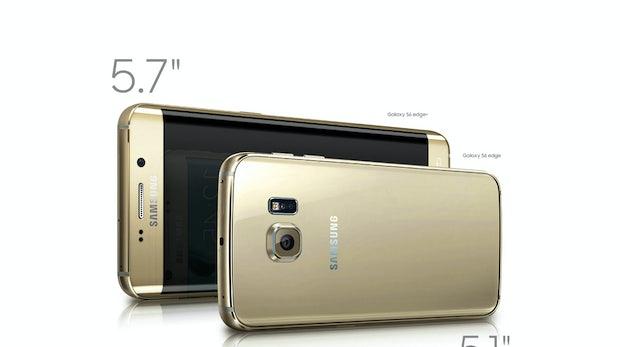 Galaxy S6 Edge und Edge Plus sollen mit dem Galaxy S7 schon im Januar einen Nachfolger bekommen. (Foto: Samsung)