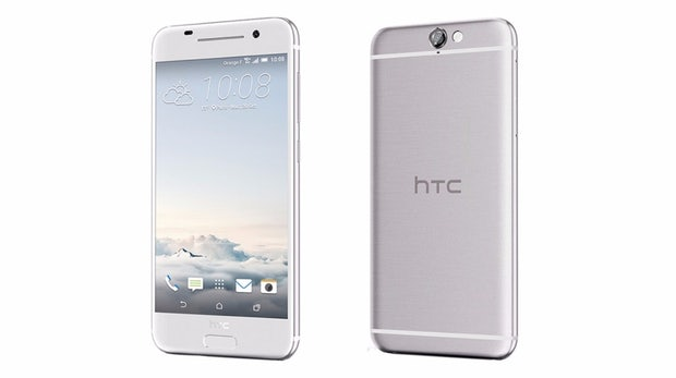 HTC One A9: iPhone-Androide mit Marshmallow ist offiziell