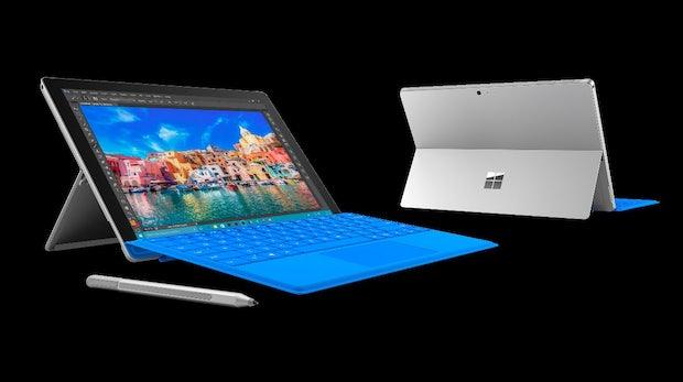 Mit 4K-Display und USB-C: Neues Surface Pro 5 im April erwartet