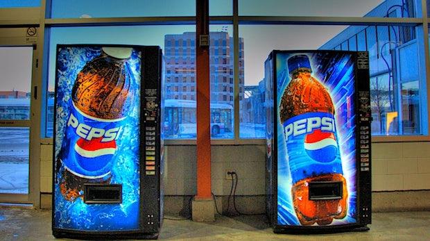 Mehr als Brause: Pepsi macht jetzt auch in Smartphones
