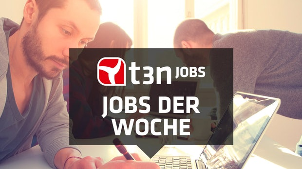 15 neue Stellen für Webworker aus den Bereichen Marketing, Projektmanagement und Redaktion