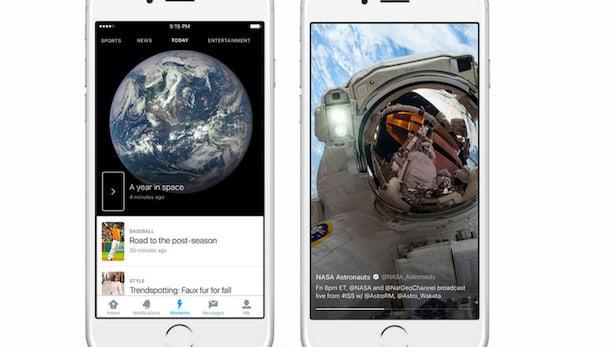 Moments: Dieses neue Feature macht Twitter zur übersichtlichen News-App