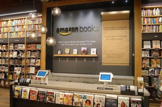 Amazon Books: Ein Rundgang durch Amazons ersten Buchladen