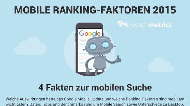 SEO: Mobile-Ranking-Faktoren 2015 – das gilt es zu beachten