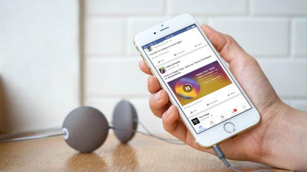 """""""Music Stories"""": Facebook spielt Clips von Spotify und iTunes im News Feed ab"""