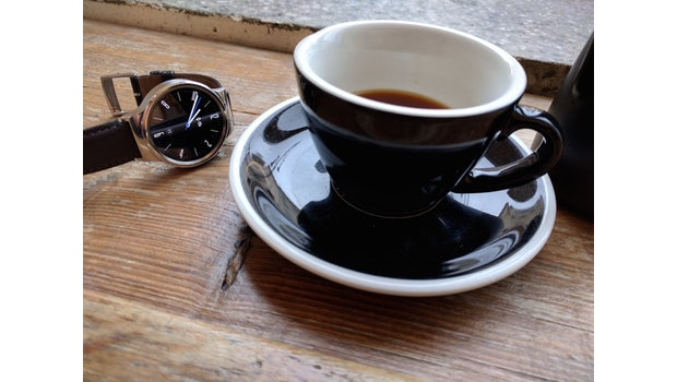 Edle und schicke Android-Wear-Smartwatch: die Huawei Watch (Foto: t3n)