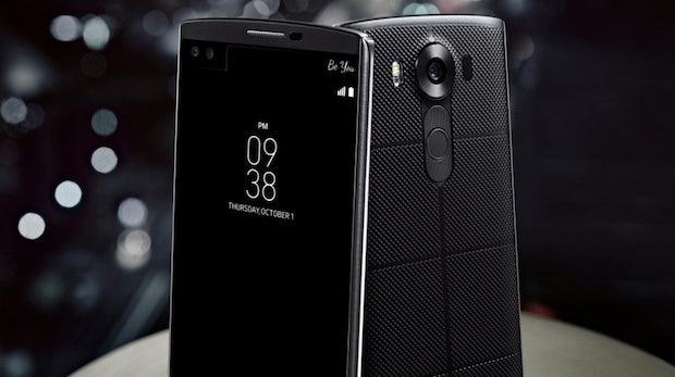LG V10: Robustes Dual-Screen-Phablet offiziell für Deutschland angekündigt
