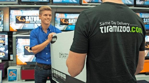 """Online-Handel mit Grenzen: """"Die Kunden gehen wieder gerne in die Märkte"""""""
