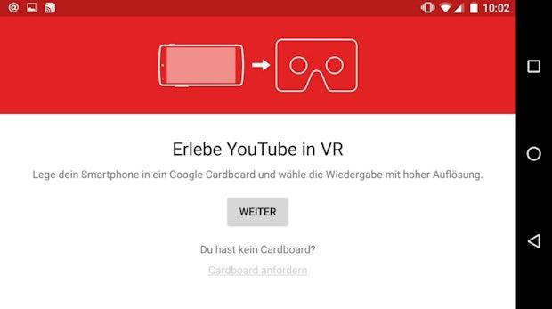 YouTube plant 360-Grad-Livestream