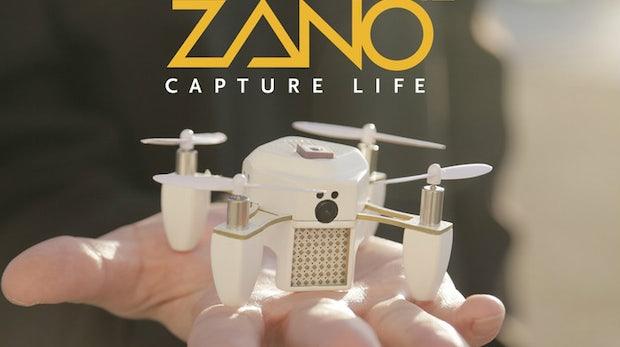 Debakel für Zano-Drohne: Europas erfolgreichstes Kickstarter-Projekt ist endgültig gescheitert