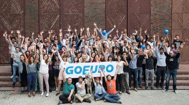 45 Millionen Dollar für GoEuro: Berliner wollen sich zur führenden europäischen Reisesuchmaschine aufschwingen