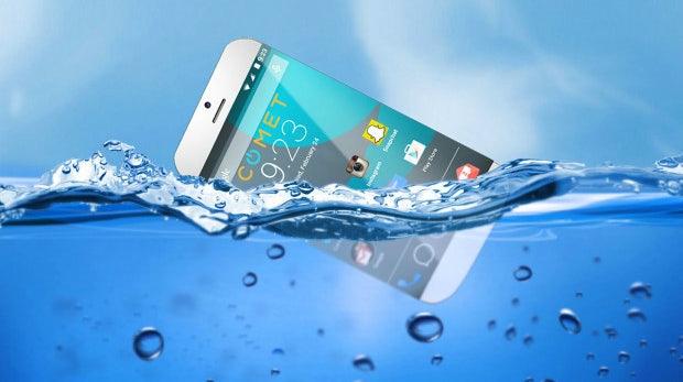 Comet: Erstes schwimmendes Smartphone der Welt erfolgreich finanziert