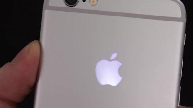 Bringt euer iPhone-Logo zum Leuchten – mit diesem Bastelkit