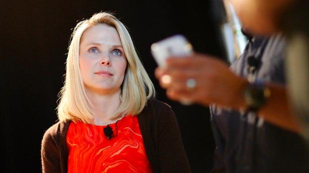 Falscher Alarm? Yahoo-Vorstand stellt sich hinter Marissa Mayer
