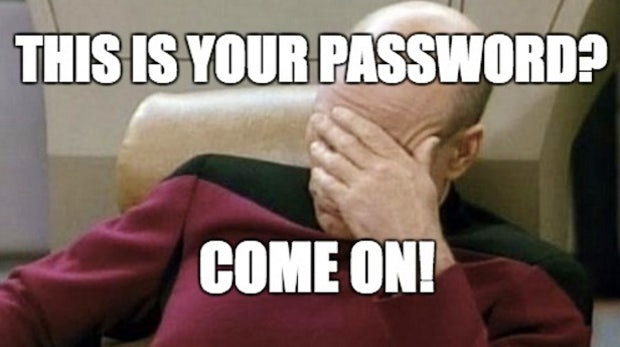 Ihr erratet nie, was das beliebteste Passwort der Welt ist - naja vielleicht doch!