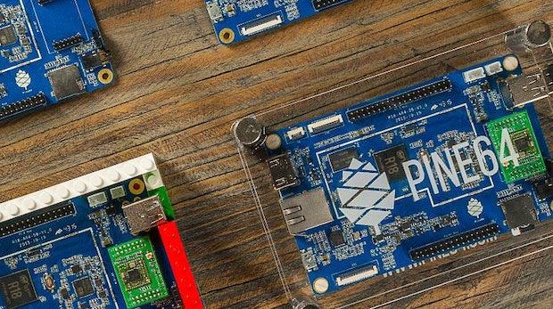 Schnellere Alternative zum Raspberry Pi: Pine A64 kostet 15 US-Dollar