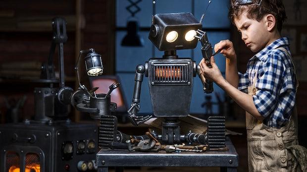 Lieben, lernen, die Welt beherrschen? 5 Thesen zur Zukunft der Roboter