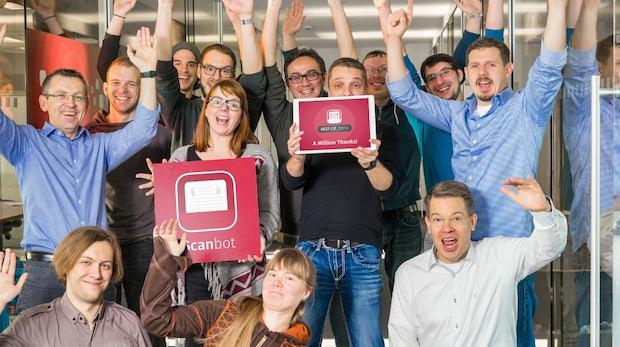 Scanbot: Frank Thelen verkündet ersten Gewinn für seine App