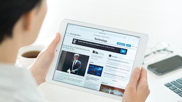 Die deutschen Top 25 der Tech-Medien im Netz