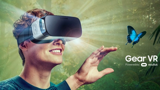 Freunde treffen in der Virtual Reality: Facebook und Samsungs Gear VR machens möglich