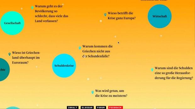 "Interaktiv: Neues Magazin ""Der Kontext"" erklärt komplexe News-Themen"