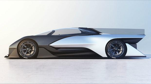 Faraday Future: Auslieferung der ersten E-Autos des Tesla-Konkurrenten verzögert sich
