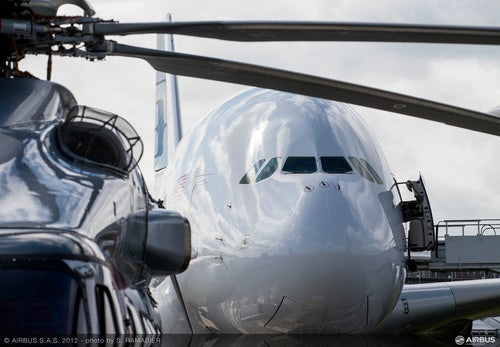Mit dem Hubschrauber-Taxi zum Sundance Film Festival: Uber fliegt auf Airbus