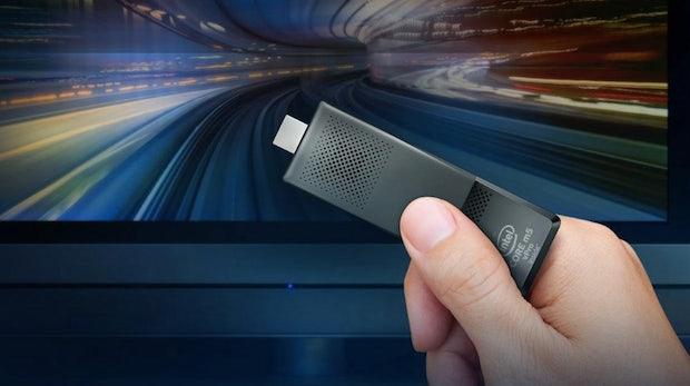 Schicker und deutlich leistungsfähiger: Intel bringt verbesserte Compute-Stick-Flotte