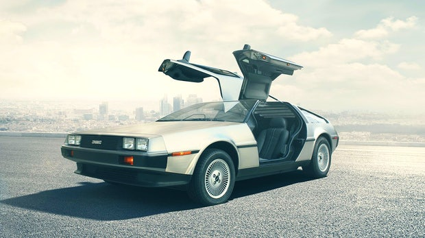 Zurück aus der Zukunft: DeLorean wird wieder gebaut