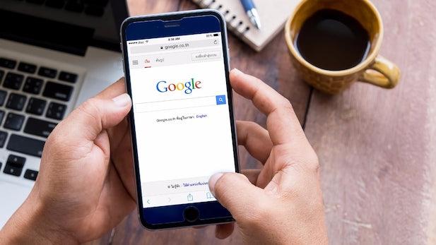 """Google weitet """"Recht auf Vergessen"""